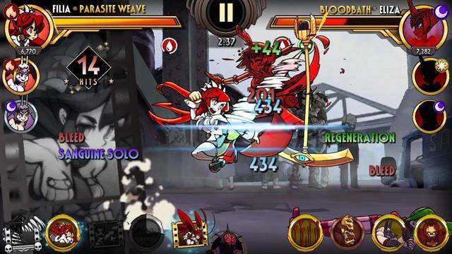 Loạt game mobile nhập vai cực hay đậm chất Nhật Bản - Ảnh 2.