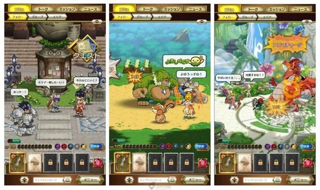 Loạt game mobile nhập vai cực hay đậm chất Nhật Bản - Ảnh 11.