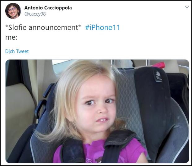 iPhone 11 vừa ló mặt đã dính 2 gáo nước lạnh siêu to, liên tục làm trò cười cho thiên hạ - Ảnh 7.