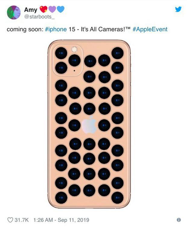 Hội chứng sợ lỗ nghiêm trọng tới mức nào mà camera mới của iPhone 11 khiến nhiều người giật mình đến thế - Ảnh 8.
