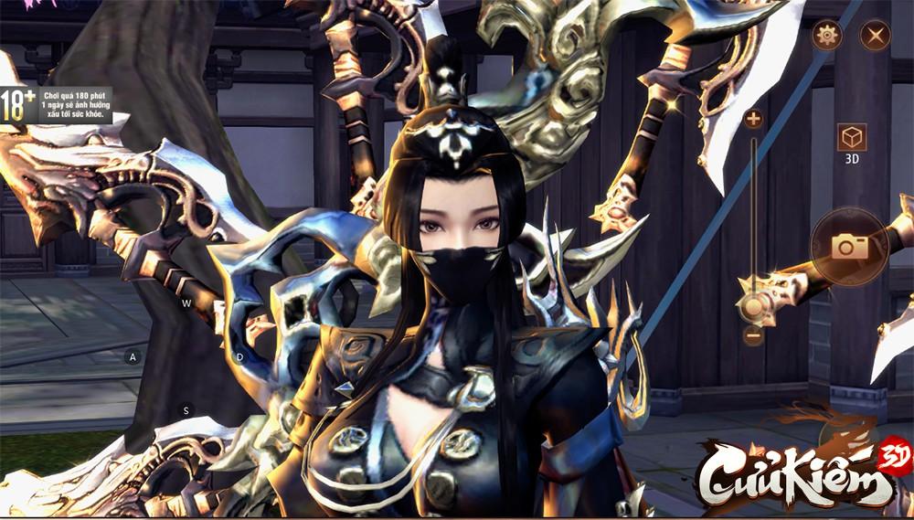 Muốn check đồ họa đỉnh cao của 1 tựa game ở Việt Nam, hãy nhìn vào mắt của nhân vật nữ thay vì... ngực - Ảnh 4.