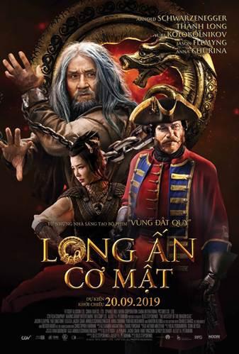 Thành Long bắt tay Arnold Schwazenegger cùng trở lại trong tác phẩm võ thuật thần thoại Long Ấn Cơ Mật - Ảnh 1.
