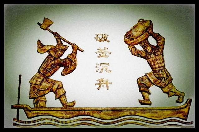 """Đây là lý do Hạng Vũ được suy tôn là """"Chiến Thần"""" vĩ đại nhất lịch sử Trung Quốc, Lữ Bố, Quan Vũ… cũng chẳng thể sánh vai - Ảnh 7."""
