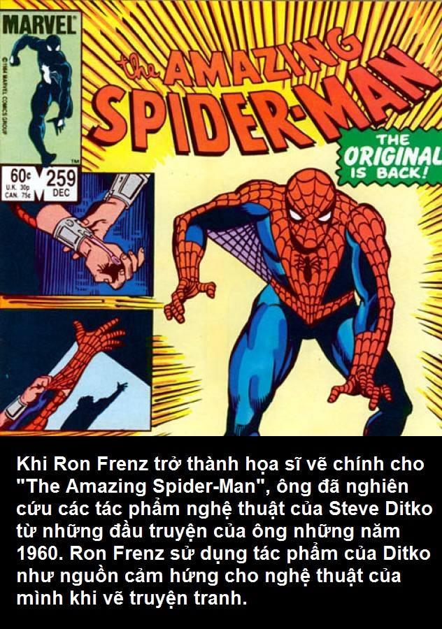 Tất tần tật thông tin về Stan Lee và Steve Ditko, 2 con người tuyệt vời đã tạo ra Spider-Man - Ảnh 12.