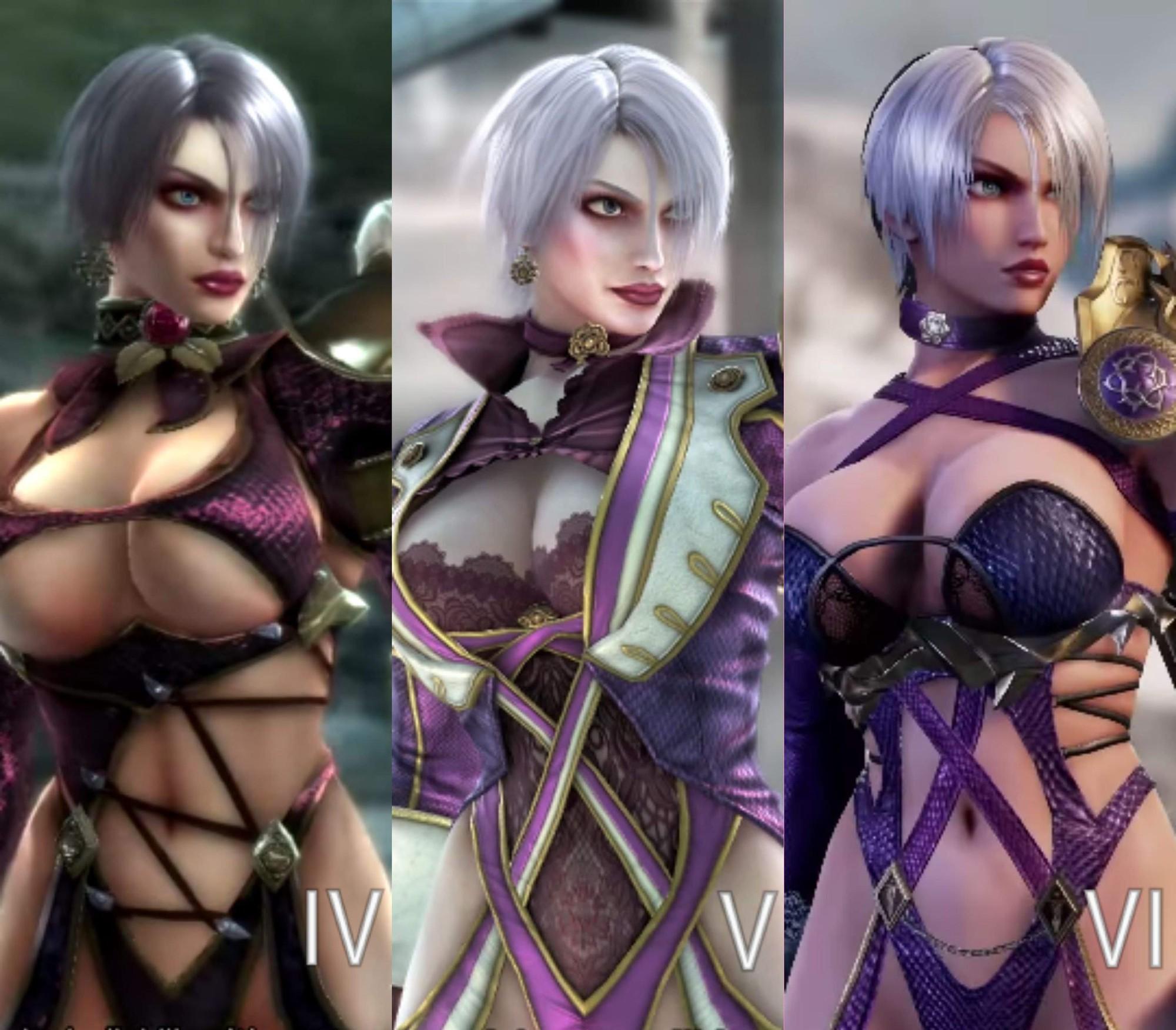Muốn check đồ họa đỉnh cao của 1 tựa game ở Việt Nam, hãy nhìn vào mắt của nhân vật nữ thay vì... ngực - Ảnh 1.