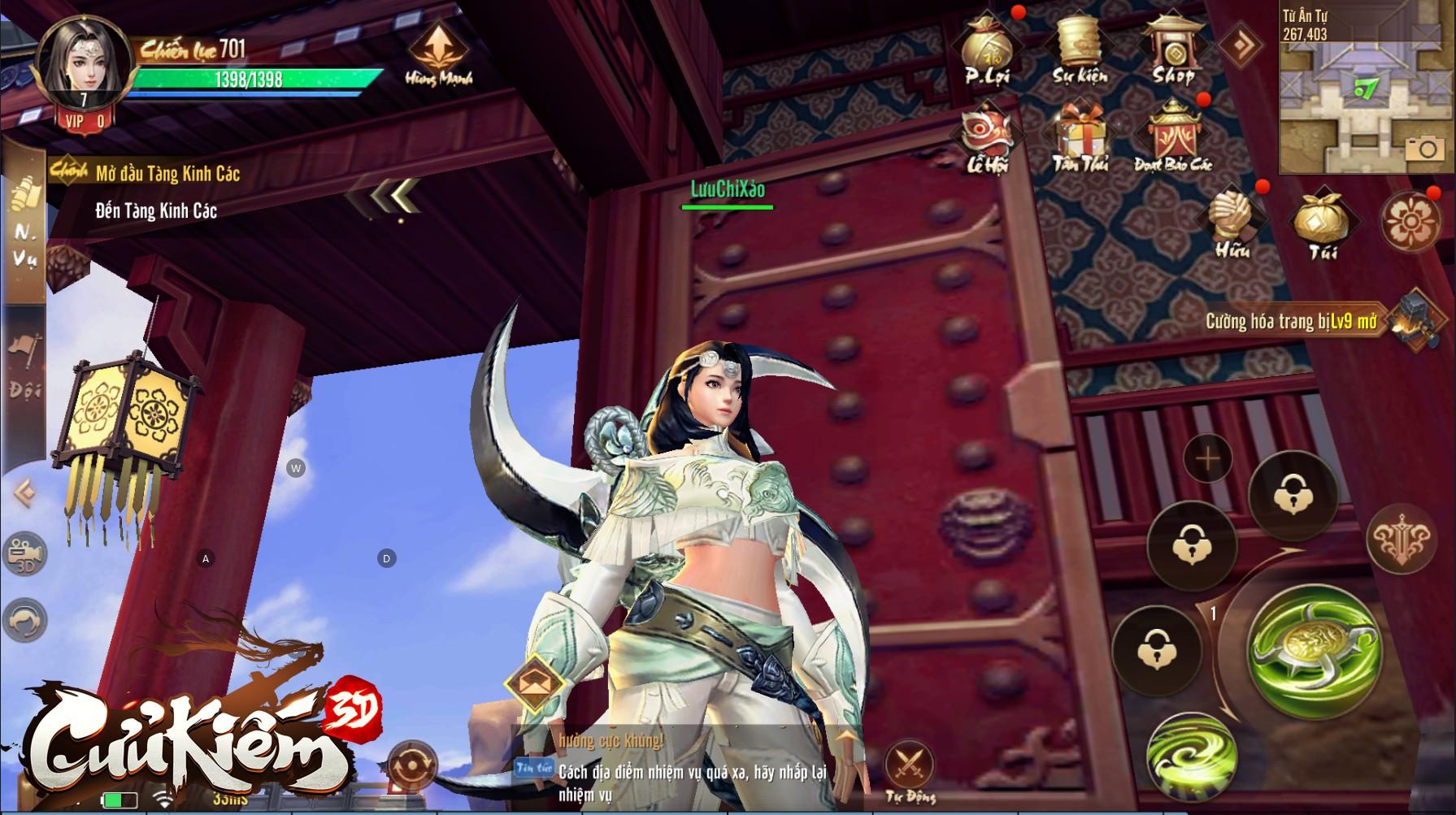 Muốn check đồ họa đỉnh cao của 1 tựa game ở Việt Nam, hãy nhìn vào mắt của nhân vật nữ thay vì... ngực - Ảnh 5.