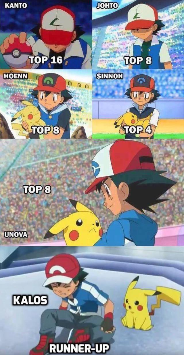 Sau 22 năm toàn thất bại, Ash Ketchum cuối cùng cũng vô địch giải đấu Pokemon! - Ảnh 2.