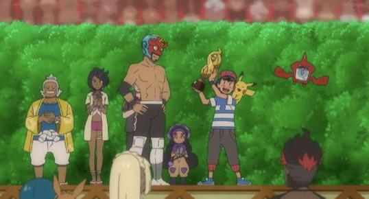 Sau 22 năm toàn thất bại, Ash Ketchum cuối cùng cũng vô địch giải đấu Pokemon! - Ảnh 4.