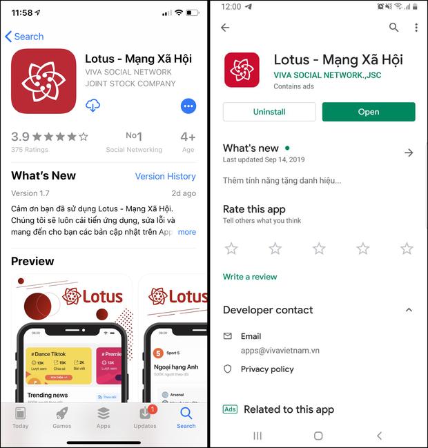 Cài trước app Lotus để xem livestream Lễ ra mắt Mạng xã hội Lotus - sự kiện siêu hot sắp diễn ra! - Ảnh 7.