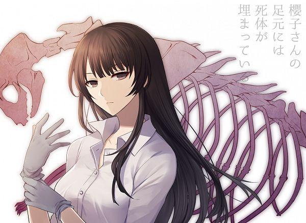 Sakurako và bộ xương dưới gốc anh đào - Light Novel trinh thám đáng chú ý của tháng 9 - Ảnh 4.