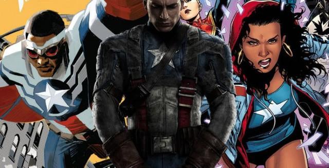 Không phải Falcon, America Chavez mới là siêu anh hùng thay thế Captain America trong tương lai MCU? - Ảnh 2.