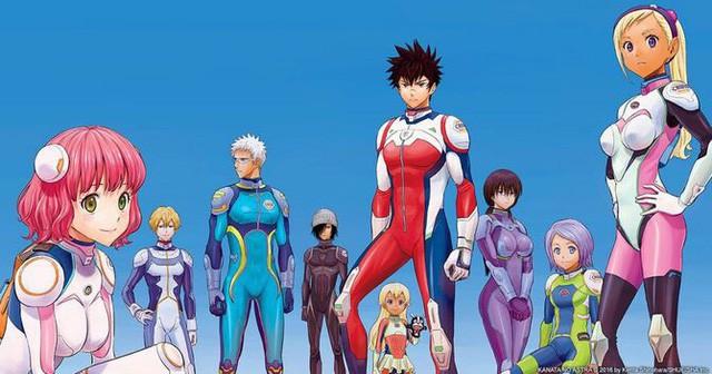 Top 10 bộ phim hoạt hình được xem nhiều nhất trong tuần 9 anime mùa hè 2019 - Ảnh 2.