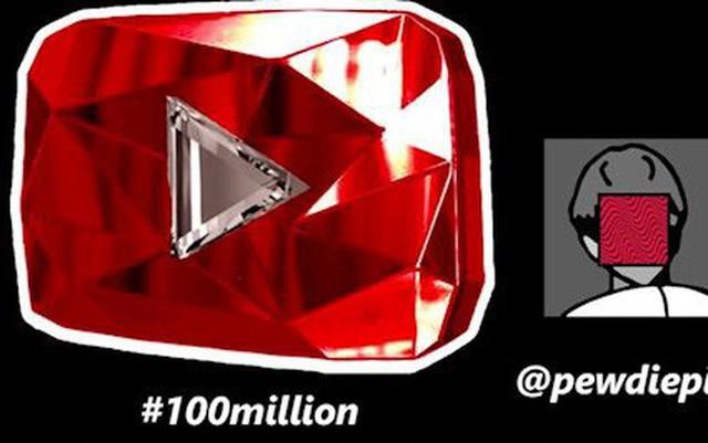 """Nút kim cương chưa phải """"cảnh giới"""" cao nhất của YouTube - Ảnh 1."""