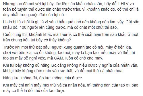 LMHT: HLV Tinikun lại gây bão khi bóng gió chỉ trích Hoàng Luân, gọi HLV Minh Hảo là hèn - Ảnh 3.