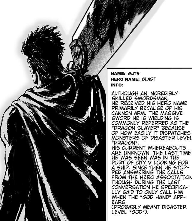 One Punch Man: Sức mạnh của Blast bá đạo đến mức nào? - Ảnh 1.