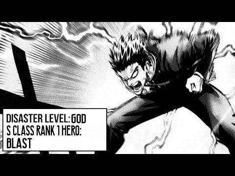 One Punch Man: Sức mạnh của Blast bá đạo đến mức nào? - Ảnh 3.