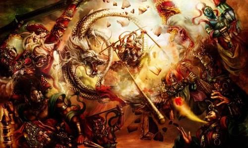 Mang tiếng Tề Thiên Đại Thánh nhưng thực chất, Tôn Ngộ Không là kẻ đại náo Thiên Cung thất bại nhất trong lịch sử - Ảnh 2.