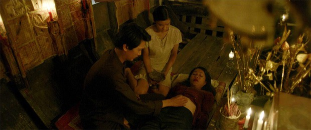 Thất Sơn Tâm Linh tung trailer gây sốc, sặc mùi án mạng thảm khốc với loạt cảnh giết người rùng rợn - Ảnh 4.