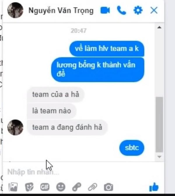 LMHT: Thầy Ba quyết tâm chơi lớn, mời ngài Ren về làm HLV dẫn dắt team hủy diệt VCS? - Ảnh 3.