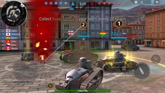 Những game mobile siêu vui nhộn mới mở cửa rất thích hợp để chơi cùng bạn bè - Ảnh 5.