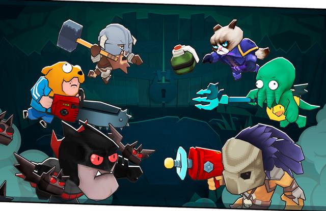 Những game mobile siêu vui nhộn mới mở cửa rất thích hợp để chơi cùng bạn bè - Ảnh 6.