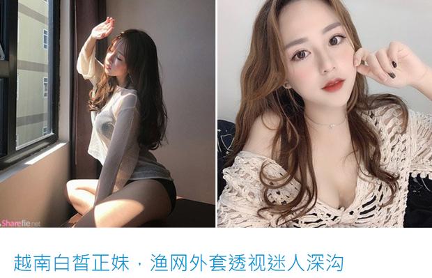 Hot girl 21 tuổi lên báo Trung vì quá xinh đẹp: Mỗi tháng mình kiếm được khoảng 70 triệu - Ảnh 1.