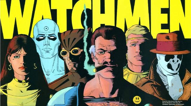 Siêu phẩm truyền hình Watchmen của HBO và 10 điều bạn cần biết về phim này (Phần 1) - Ảnh 2.
