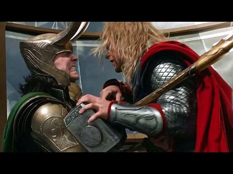 Câu chuyện chưa kể về hậu trường Avengers: Loki tiết lộ bị Thor đấm thẳng vào mặt khi đang quay - Ảnh 3.