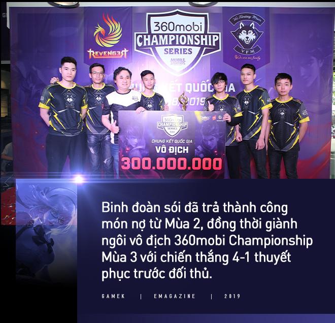 VEC Fantasy Main - Từ game thủ Mobile Legends: Bang Bang VNG đến tuyển thủ eSports được đề cử tham dự SEA Games 30 - Ảnh 3.
