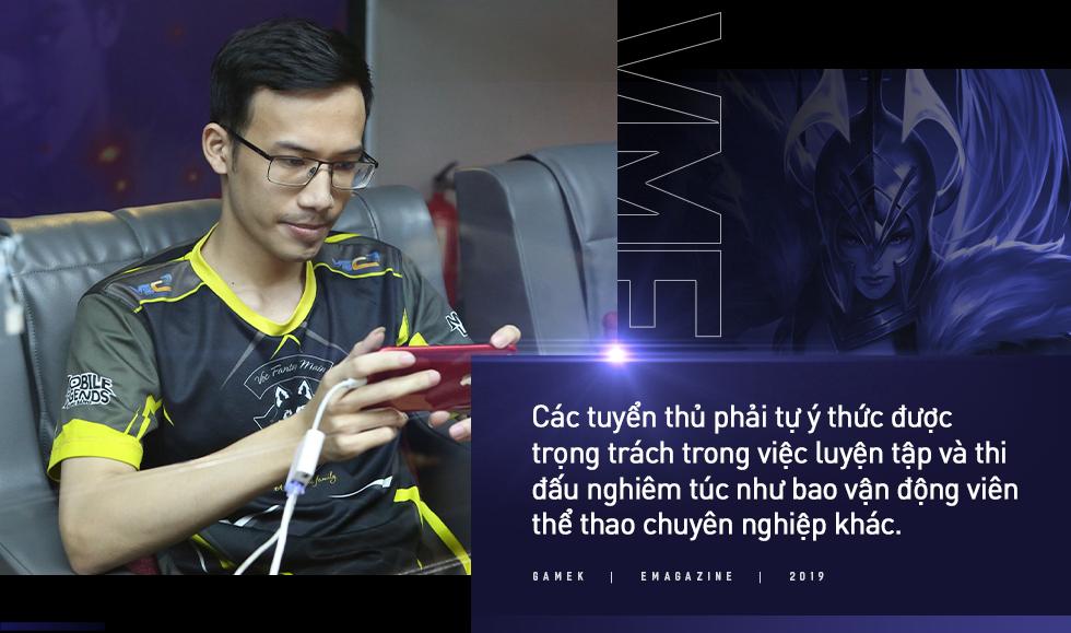 VEC Fantasy Main - Từ game thủ Mobile Legends: Bang Bang VNG đến tuyển thủ eSports được đề cử tham dự SEA Games 30 - Ảnh 6.
