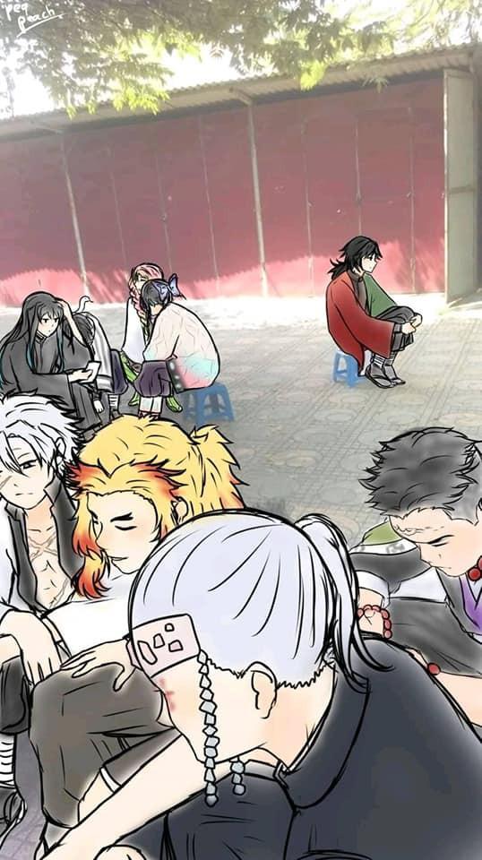 Chết cười với loạt ảnh chế về anh đụt Tomioka Giyuu trong Kimetsu no Yaiba - Ảnh 4.