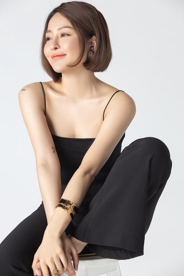Sau scandal lộ clip nhạy cảm, hot girl Trâm Anh lần đầu tung ra bộ ảnh trưởng thành và gợi cảm - Ảnh 6.