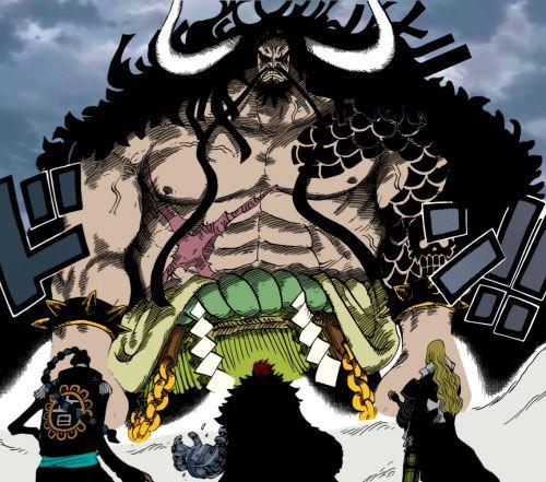 One Piece: Phải chăng tất cả chỉ là một cú lừa, cuộc chiến giữa Kid và Kaido có sự sắp đặt trước? - Ảnh 1.