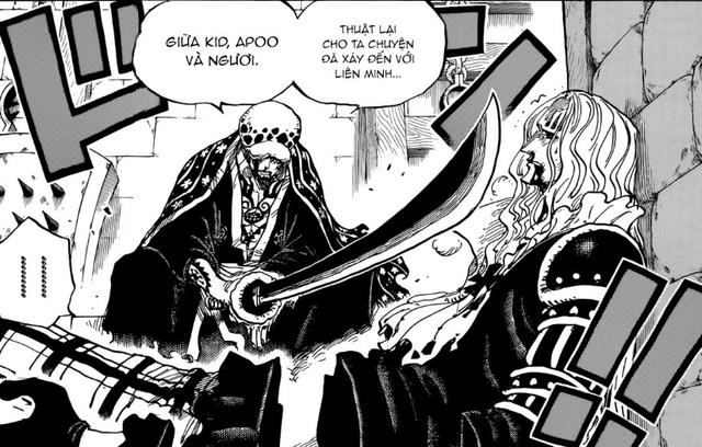 One Piece: Phải chăng tất cả chỉ là một cú lừa, cuộc chiến giữa Kid và Kaido có sự sắp đặt trước? - Ảnh 3.