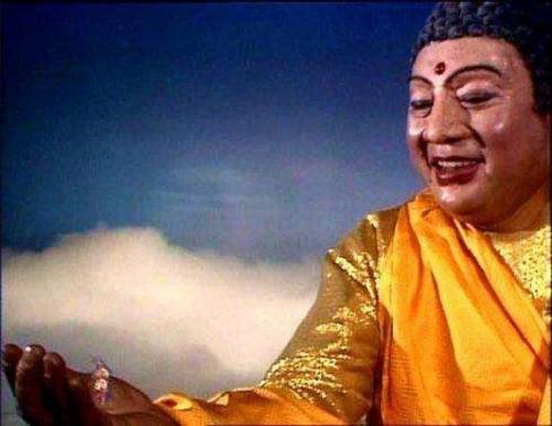 Tây Du Ký: Bí ẩn nhân vật duy nhất khiến Tôn Ngộ Không phải hoang mang khom mình - Ảnh 1.