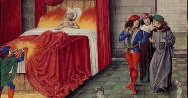 Những cái chết lạ lùng, khó hiểu nhất trong lịch sử nhân loại - Ảnh 2.