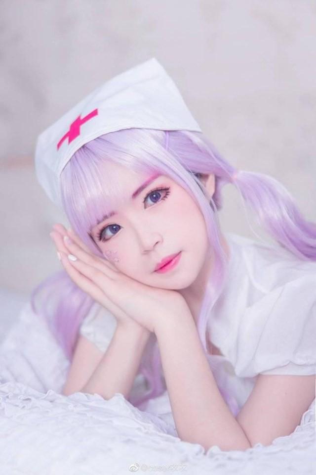 Bỏng mắt với cô nàng y tá xinh như thiên thần, sở hữu body cực nuột - Ảnh 3.