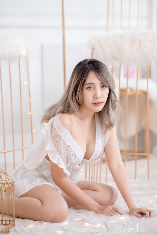 Cận cảnh thân hình gây lú của nữ thần nội y đẹp nhất Đông Nam Á, thường xuyên được NPH mời để quyến rũ game thủ - Ảnh 11.