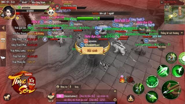 Công Thành Chiến và sứ mệnh kẻ gác cổng: Niềm kiêu hãnh của tất cả các game thủ võ lâm - Ảnh 11.