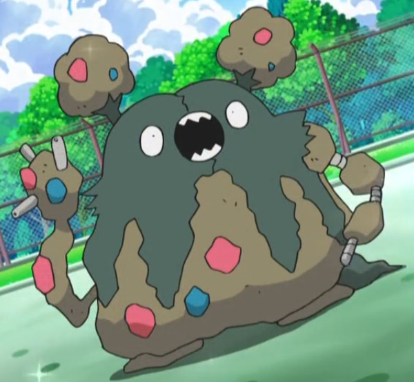 Top 6 Pokemon là sự kết hợp hoàn hảo giữa sự dị hợm và ngáo ngơ - Ảnh 6.