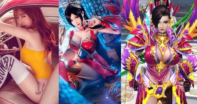 Được độ cho bộ ngực lên tới... 1m, Đường Môn đã từng khiến NPH đau đầu khi tìm người cosplay - Ảnh 12.