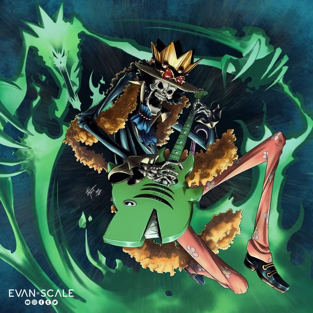 One Piece: Hé lộ ý nghĩa thật sự đằng sau tên gọi thanh kiếm của Linh Vương Brook? - Ảnh 1.