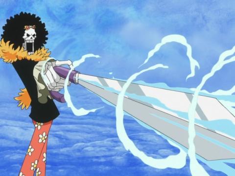 One Piece: Hé lộ ý nghĩa thật sự đằng sau tên gọi thanh kiếm của Linh Vương Brook? - Ảnh 3.