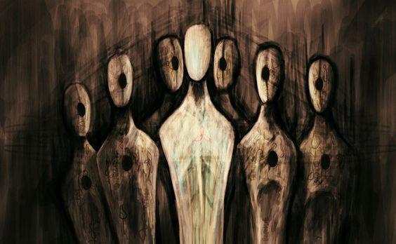 Các trường hợp nổi tiếng của bệnh đa nhân cách: Khi có hàng chục người sống trong cùng cơ thể - Ảnh 1.