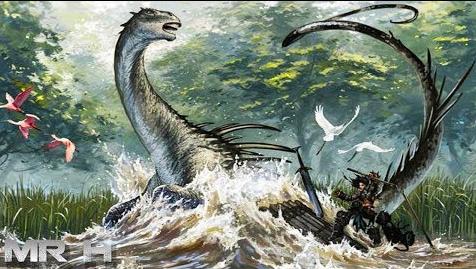 Mokele-Mbembe: Con quái vật hồ Lochness của thế giới MonsterVerse - Ảnh 1.