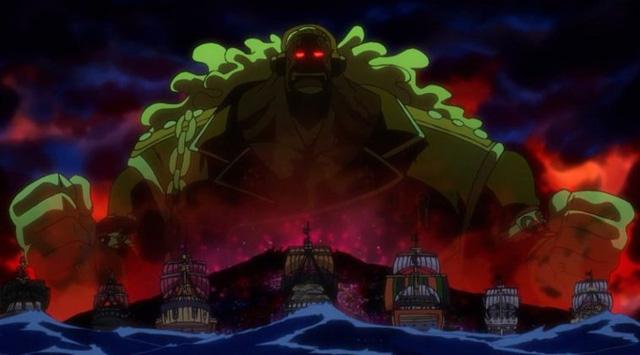 One Piece Stampede: Douglas Bullet - kẻ mang trong mình sức mạnh khiến cả thế giới phải hoảng sợ - Ảnh 6.