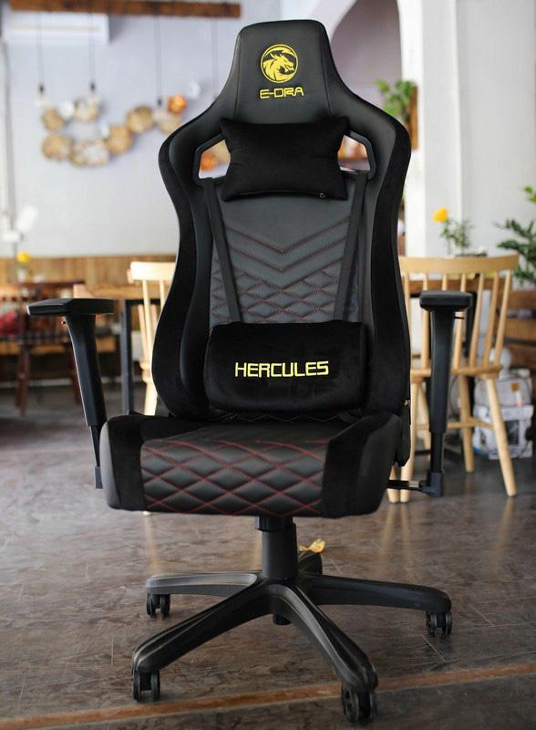 E-Dra Hercules - Ghế gaming lực sĩ vô địch với cái giá hơn 3 triệu đồng - Ảnh 2.
