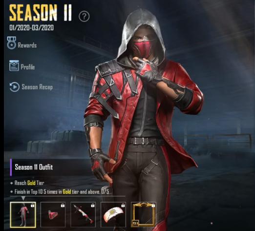 PUBG Mobile: Hé lộ phần thưởng Rank mùa 11 gồm toàn skin súng, dù và Khung Avatar cực chất - Ảnh 2.
