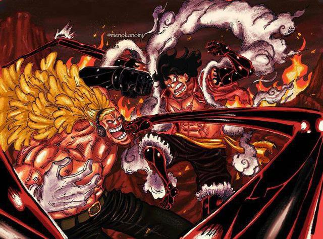 One Piece Stampede: Kingman-chiêu thức mới của Gear 4 chính là chìa khóa giúp Luffy đánh bại Tứ hoàng Kaido? - Ảnh 3.