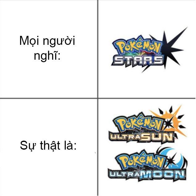 Giải trí với loạt meme hài hước về Pokemon, không cười mời đi khám bác sĩ - Ảnh 1.